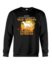 Labrador Retriever4 Crewneck Sweatshirt thumbnail
