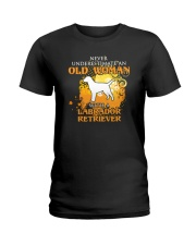 Labrador Retriever4 Ladies T-Shirt thumbnail