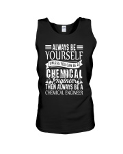Always Be A Chemical Engineer Unisex Tank tile