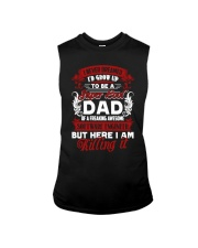 Software Engineer Dad Sleeveless Tee thumbnail