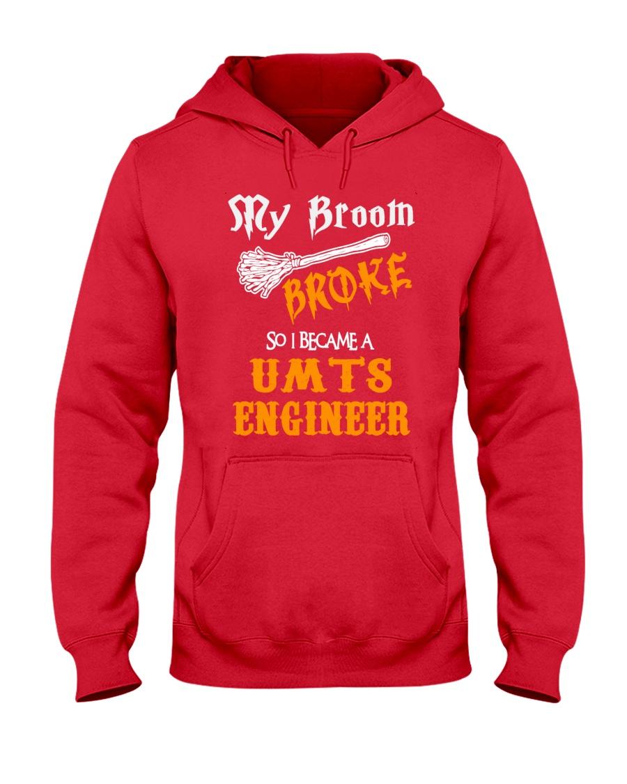 UMTS Engineer Hooded Sweatshirt