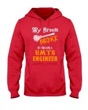 UMTS Engineer Hooded Sweatshirt front