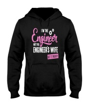I'm The Engineer Hooded Sweatshirt tile