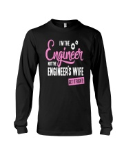 I'm The Engineer Long Sleeve Tee thumbnail