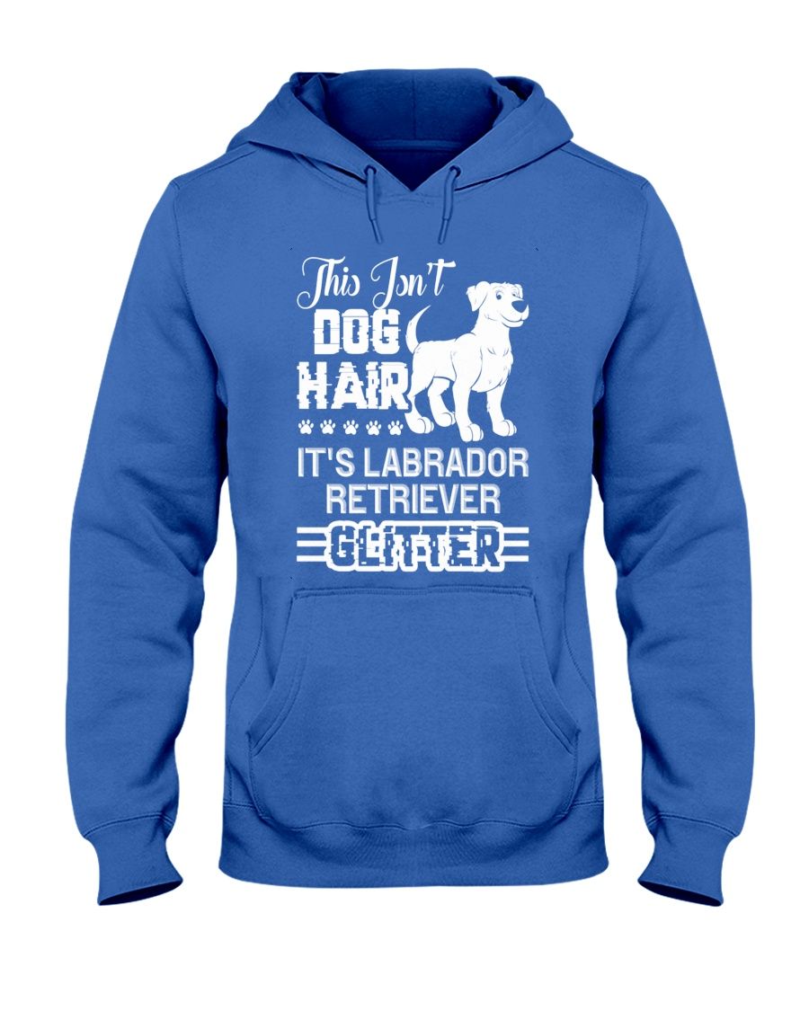 DOG HAIR Hooded Sweatshirt