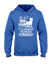 DOG HAIR Hooded Sweatshirt front