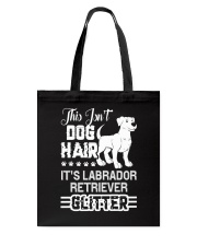 DOG HAIR Tote Bag thumbnail
