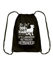 DOG HAIR Drawstring Bag tile