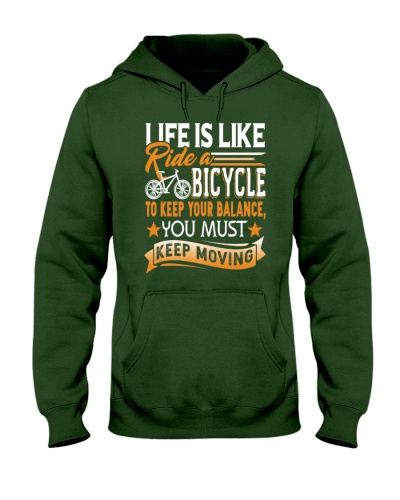 Bicycle Tee Shirt1