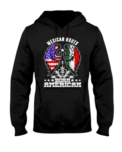 Mexican Roots Born American