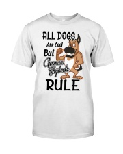 German Shepherd Classic T-Shirt thumbnail