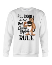German Shepherd Crewneck Sweatshirt thumbnail