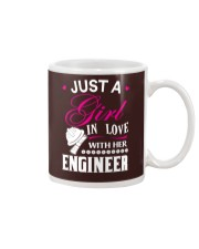 Just a girl in love with her engineer Mug thumbnail