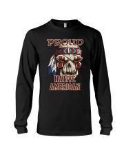 Proud Native American Long Sleeve Tee thumbnail