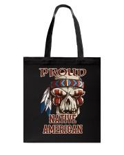 Proud Native American Tote Bag thumbnail