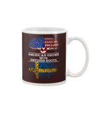 American Grown With Swedish Roots Mug thumbnail