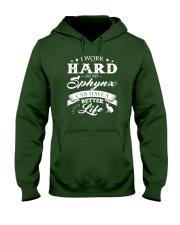 Sphynx HARD Hooded Sweatshirt front