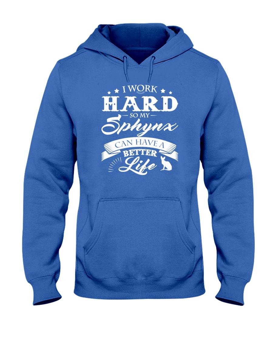Sphynx HARD Hooded Sweatshirt