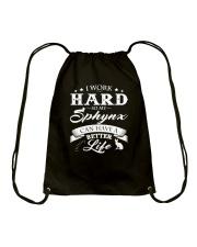 Sphynx HARD Drawstring Bag thumbnail