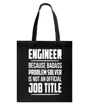 ENGINEER TEE Tote Bag thumbnail