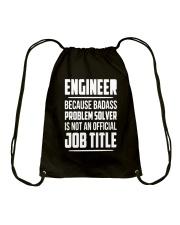 ENGINEER TEE Drawstring Bag thumbnail