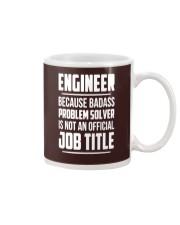 ENGINEER TEE Mug thumbnail