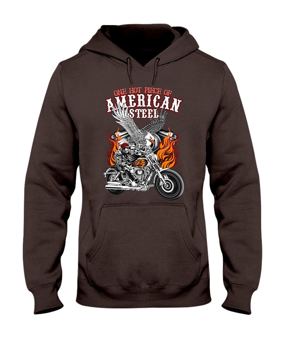 one hot piece Hooded Sweatshirt