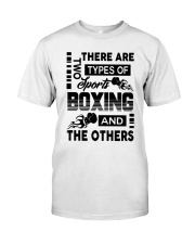 Sports Boxing And The Others Classic T-Shirt thumbnail