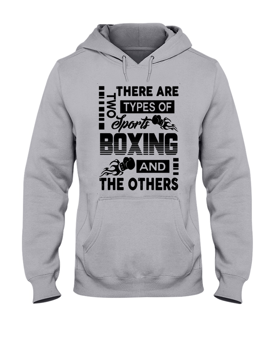 Sports Boxing And The Others Hooded Sweatshirt