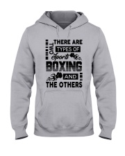 Sports Boxing And The Others Hooded Sweatshirt front