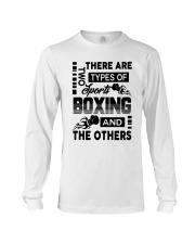 Sports Boxing And The Others Long Sleeve Tee thumbnail