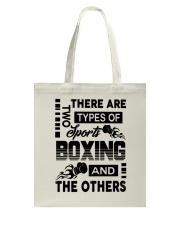 Sports Boxing And The Others Tote Bag thumbnail