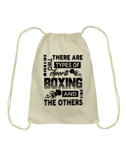 Sports Boxing And The Others Drawstring Bag thumbnail