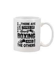 Sports Boxing And The Others Mug thumbnail