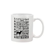 Labrador Retriever Friendly Mug thumbnail