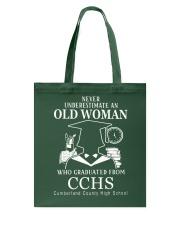 Cumberland County High School Tote Bag thumbnail