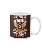 Legends Are Born In September 1992 Mug thumbnail