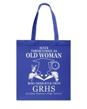 Glidden-Ralston High School Tote Bag thumbnail
