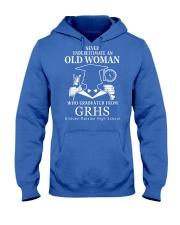 Glidden-Ralston High School Hooded Sweatshirt front