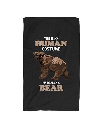 Human costume-Bear