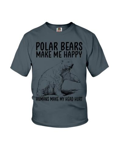 Polar Bears make me happy