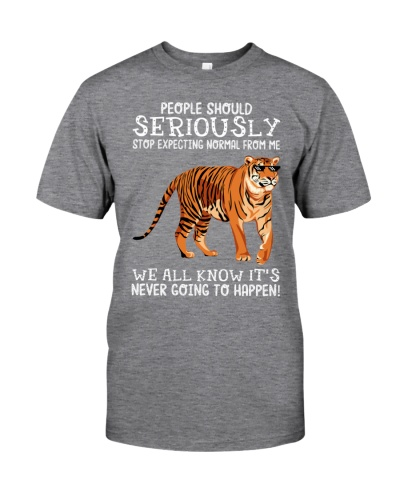 People should seriously-Tiger