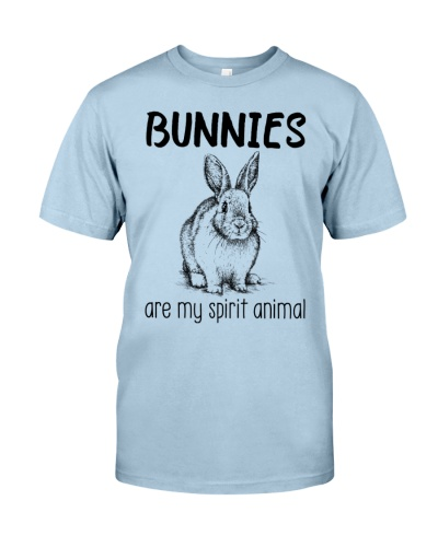 Bunnies are my spirit animal