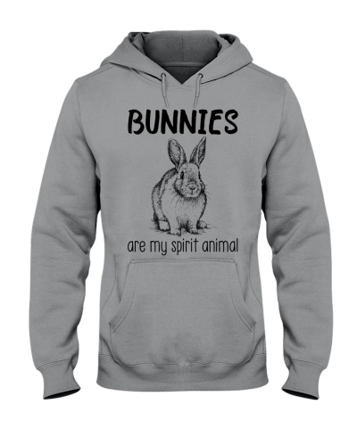 Bunnies are my spirit animal