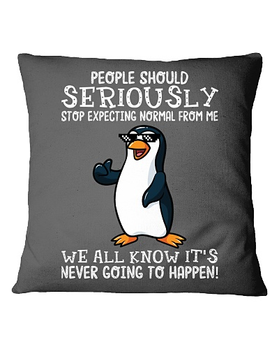 People should seriously-Penguin
