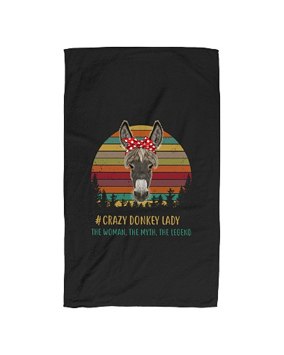 Crazy Donkey Lady