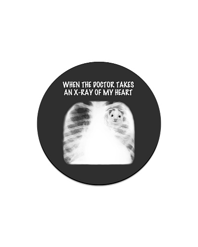 An X-ray of my heart-Ferret