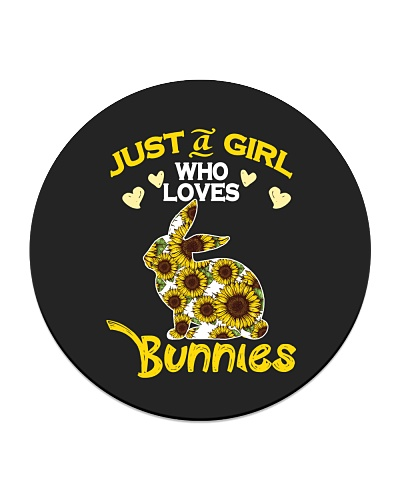 Just a girl who loves bunnies
