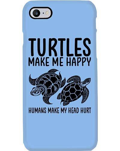 Turtles make me happy