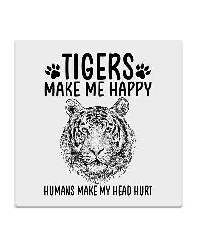 Tigers make me happy